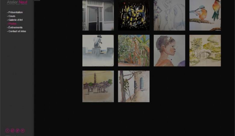 Sommaire des galeries d'images