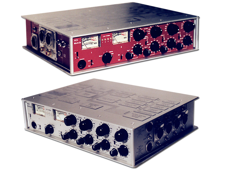 Mixettes M3i Mx4v2s