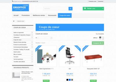 Les coups de coeur de la boutique en ligne Ergoffice-innov