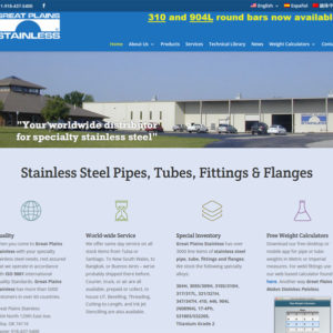 Great Plains Stainless
