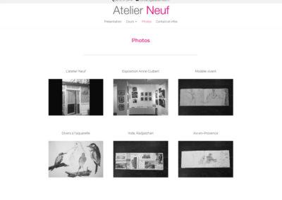Atelier Neuf - galerie photos