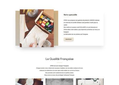 EPIKO - page d'accueil