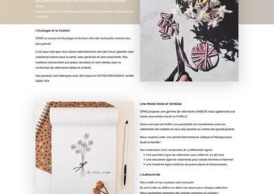"""EPIKO - page """"nos valeurs"""""""