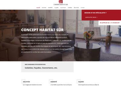 Concept Habitat Sûr