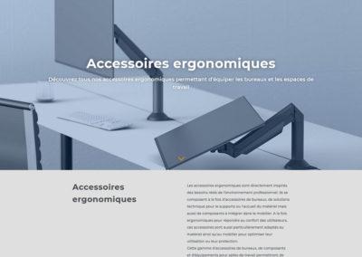 EGIC Solutions - page accessoires ergonomiques