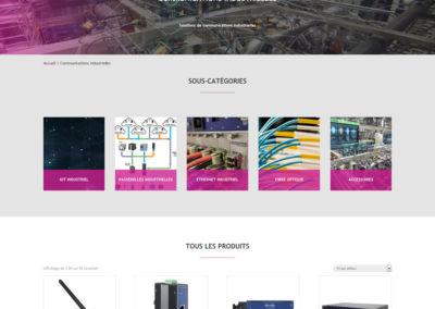 Distrimédia - page communications industrielles