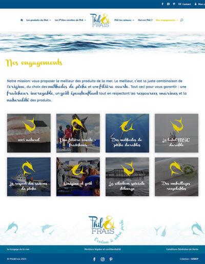 Phil & Frais - engagements